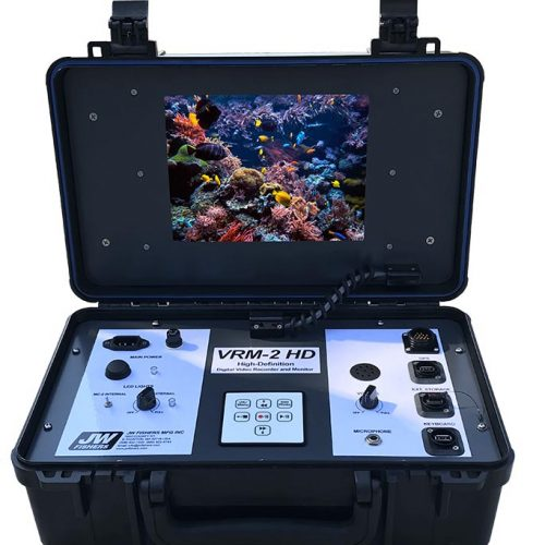 JW Fisher VRM-2 HD Video Recorder & Monitor