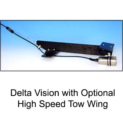 Delta Vision High Speed Wing