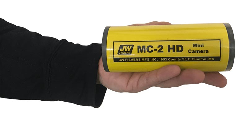 JW Fisher MC-2 HD Camera