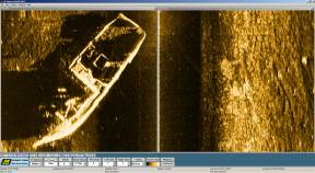 JW Fisher Side Scan Sonar