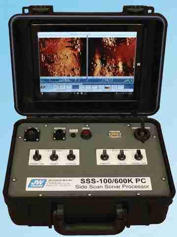 Side Scan Sonar Control