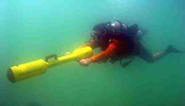 JW Fisher DiverMag-1 Magnetometer