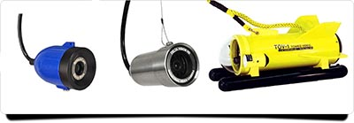 Underwater Drop Video Cameras