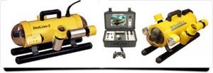 Underwater Remotely Operated Vehicles