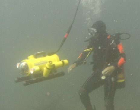 JW Fisher SeaOtter-2 ROV