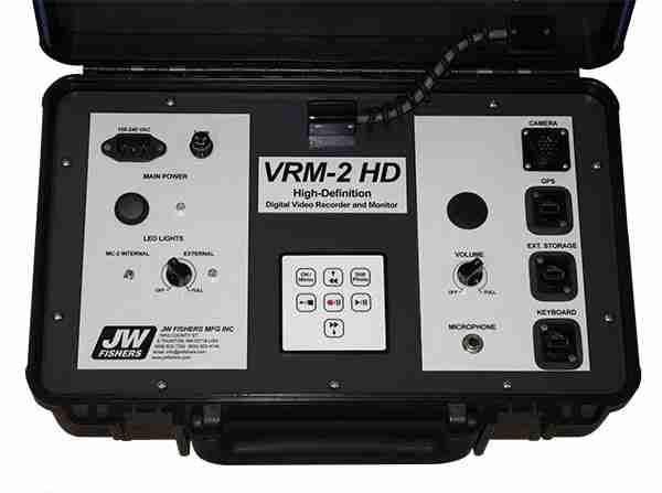 JW Fisher VRM-2