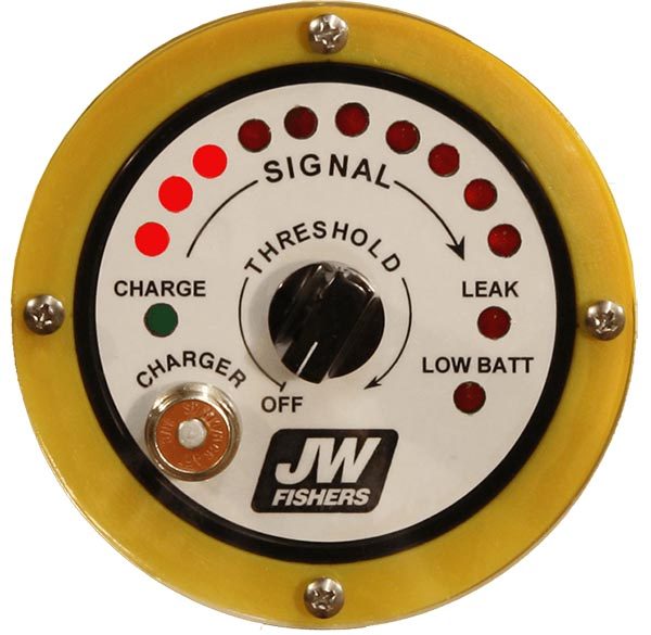 JW Fisher SAR-1 Metal Detector