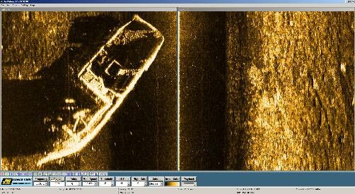 JW Fisher Sonar View Software